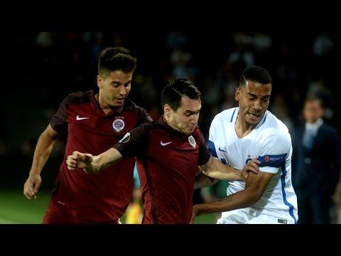 Sparta Prague 3:1 International ~ UEFA Europa League 2016-2017 ~ 29.09.2016