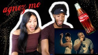 Video AGNEZ MO - COKE BOTTLE ft. Timbaland, T.I. | REACTION MP3, 3GP, MP4, WEBM, AVI, FLV September 2018