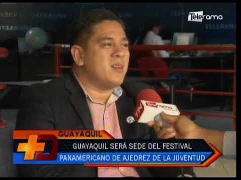 Guayaquil será sede del festival Panamericano de Ajedrez de la Juventud
