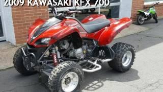 10. 2009 KAWASAKI KFX 700 for sale in Meriden, CT