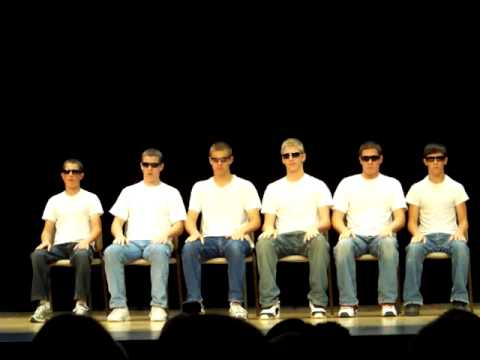 skit - These young men did this for a youth conference talent show. Headphone users be advised that the applause at the end is VERY LOUD! Have fun watching.