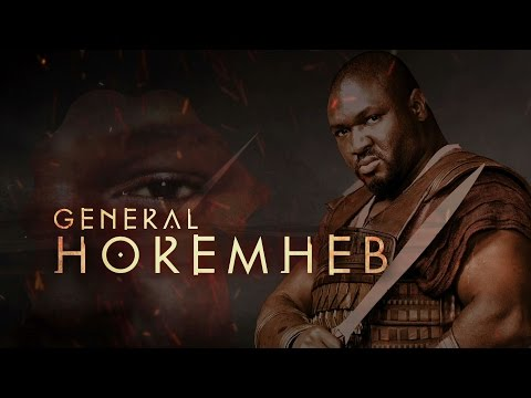 TUT Featurette 'Meet General Horemheb'