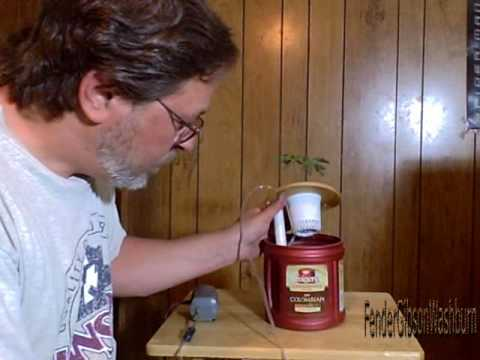 Easy To Build Hydroponics System: The Percolator