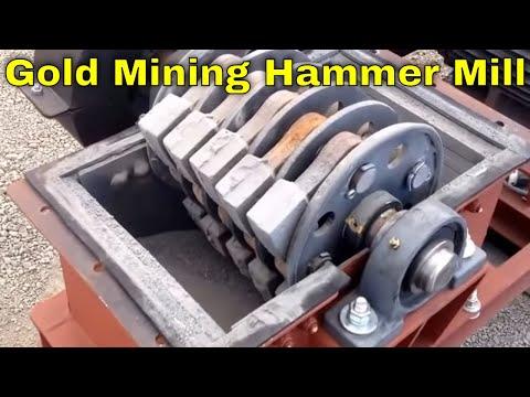 Hammer mill 16