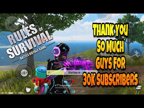 You Guys Are Awesome/Rules Of Survival/-Ep.103/PrivatePlork