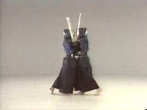 All Japan Kendo Federation video II 3/3