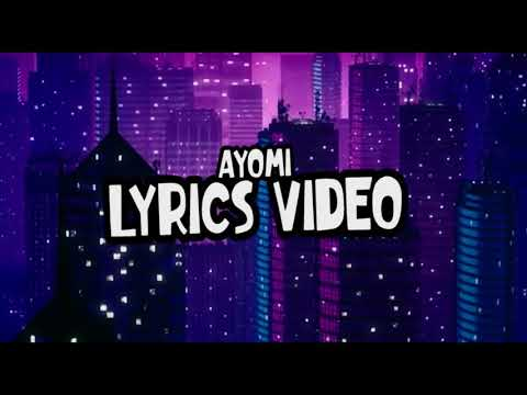 Fabid - AYOMI (Official Lyric Video)