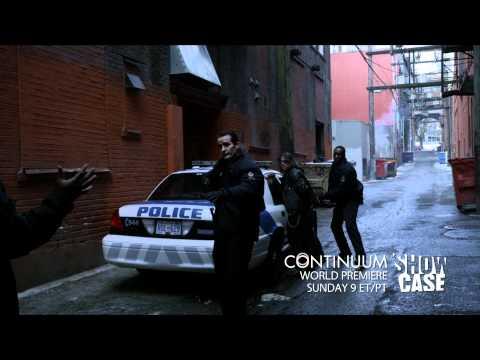 Continuum Season 1 (Promo)