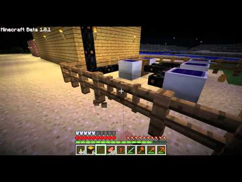 industrialcraft - Hey Peeps Galucia here. Today I set up my Nuclear Reactor a little better and hook it up to the mining machine to really get some things done. My Awesome Liv...