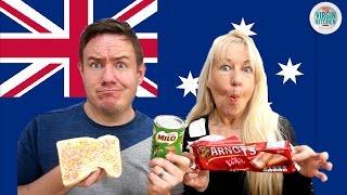TASTING AUSTRALIAN TREATS 2 by  My Virgin Kitchen
