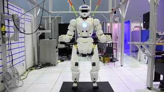 Valkyrie: NASA's Superhero Robot