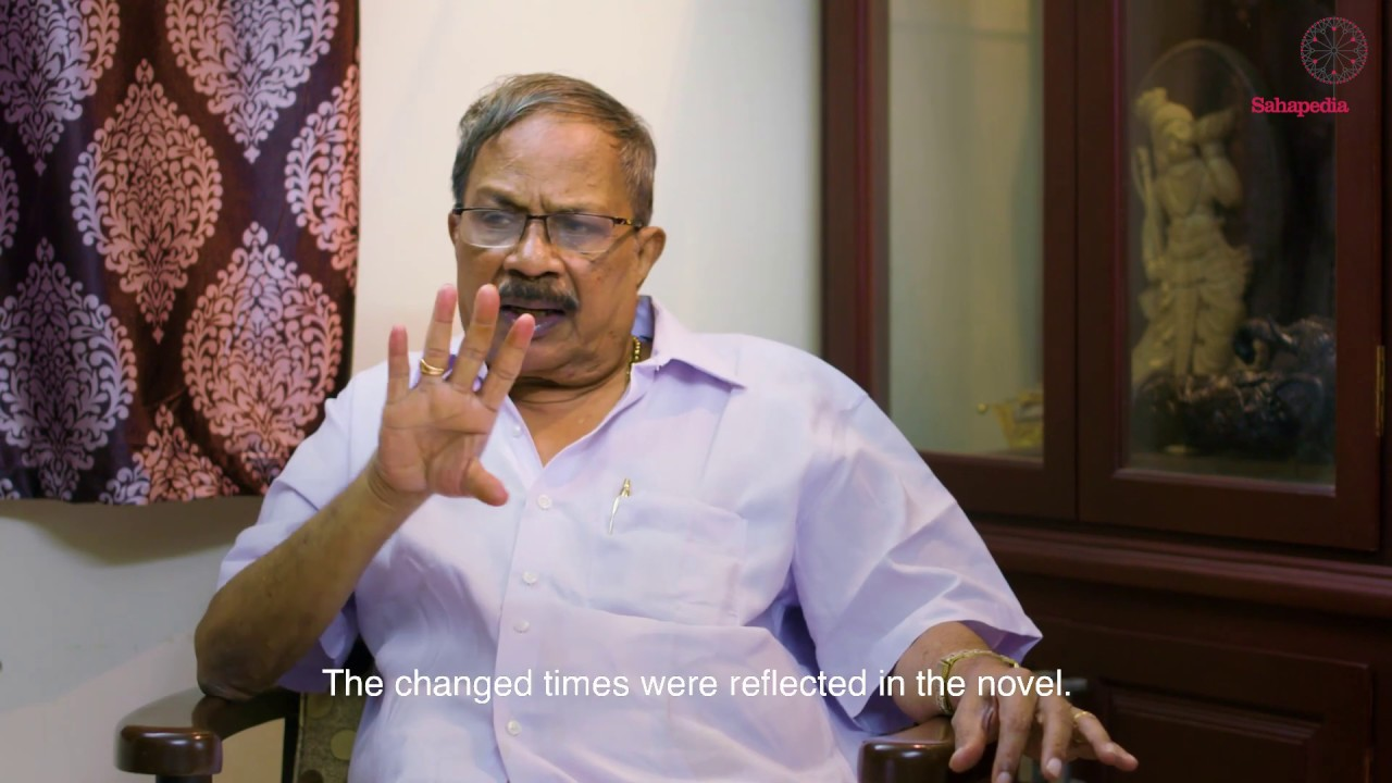 M.T. Vasudevan Nair in Conversation with Dr Sudha Gopalakrishnan: A Lifetime of Writing