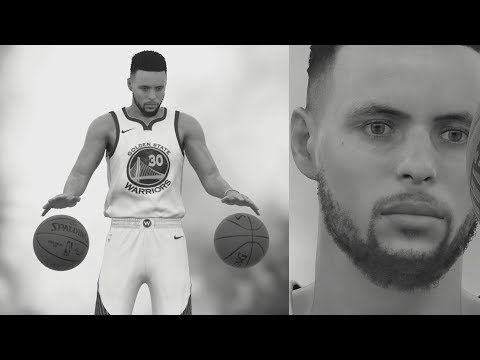 NBA 2K18 My Career - Warriors 1st Matchup vs Curry! PS4 Pro 4K Gameplay