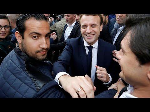Σάλος στη Γαλλία  για την υπόθεση Μπεναλά