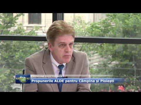 Emisiunea Electorală – 17 mai 2016 – ALDE