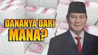 Video Tak Kapok Nyalon Jadi Presiden Berulang Kali, Ternyata Ini 6 Asal Dana Prabowo MP3, 3GP, MP4, WEBM, AVI, FLV Mei 2019