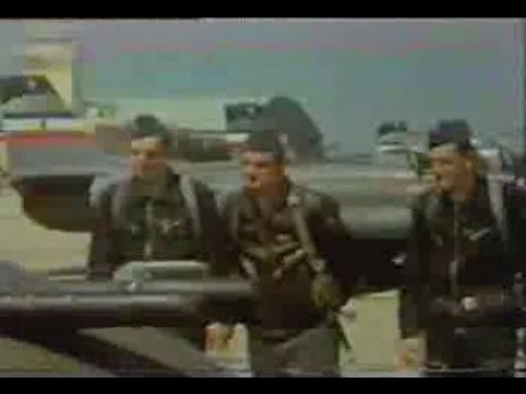 Footage of the Yugoslav Air Force...