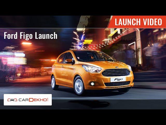 Ford Figo Launch Video