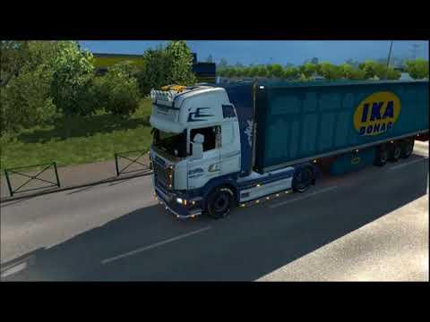 Scania Streamline Maks Avto skin v2.0