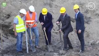 Budowa budynku komunalnego po
