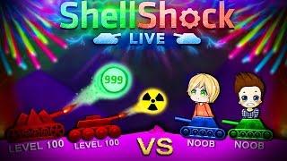 Video Level 100 Pros vs Noobs! | Shellshock Live MP3, 3GP, MP4, WEBM, AVI, FLV September 2019