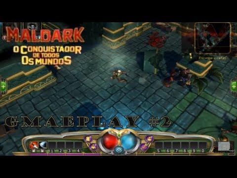 GamePlay Maldark: O Conquistador de Todos os Mundos (Part.2) Matando ...