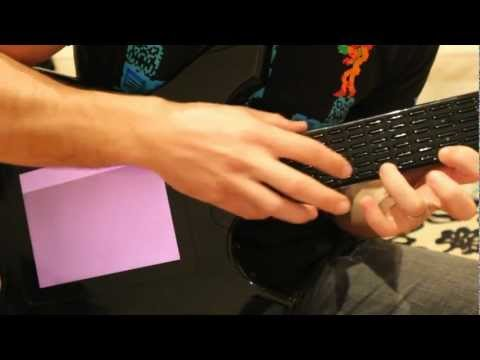 New Misa Kitara Touchscreen Guitar MIDI Controller Demo ...