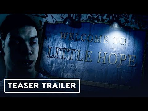 The Dark Pictures Anthology : Little Hope - Trailer d'annonce de The Dark Pictures Anthology : Little Hope