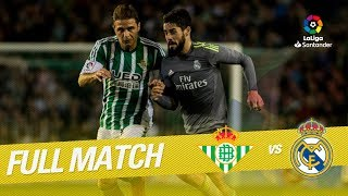 Video Full Match Real Betis vs Real Madrid LaLiga 2015/2016 MP3, 3GP, MP4, WEBM, AVI, FLV April 2019