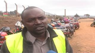 Mweiga Kenya  city images : Nyeri Boda Boda association have formulated a constitution to guide their practises