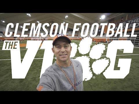 Clemson Football || The Vlog (Season 2, Ep 4) (видео)
