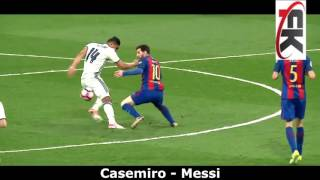 Football Stars Being Humiliated ○ HD Cristiano Ronaldo, Lionel Messi, Andres Iniesta, Roberto Carlos, Wayne Rooney, BEST GOALS EVER ○ Amazing ...