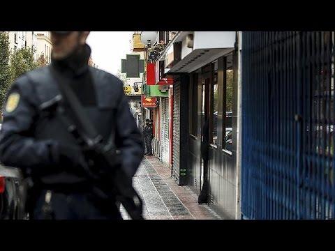 Ισπανία: «Επίθεση από πυρήνα τζιχαντιστών» απέτρεψαν οι αρχές