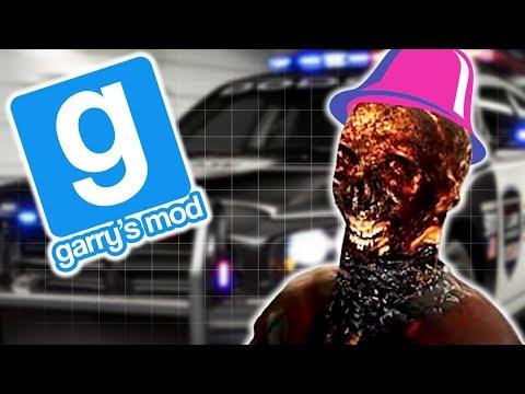 Tibbucket Full of Tacos - GMOD Police RP - TFS Plays (видео)