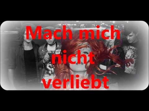 Tekst piosenki Jennifer Rostock - Mach mich nicht verliebt po polsku