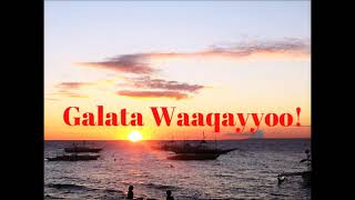 Faarfannoota Afaan Oromoo garaa garaa suuta jedhan(slow) hedduu bakka tokkotti walitti qabaman argattu.