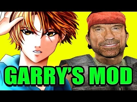 Norris - HomelessGoomba and I play Gmod, and show off the hilarious Chuck Norris kicking mod! Watch as we run all over the map as Chuck Norris kicking everything from...