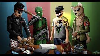 The Horsemen of PC Gaming - Slander, Lies, Drama...oh my!