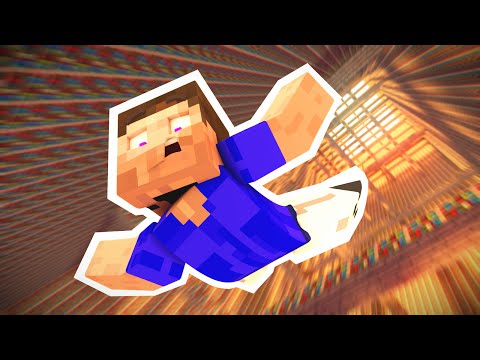 ЛЕТИ! УМРИ! И СНОВА... (Minecraft)