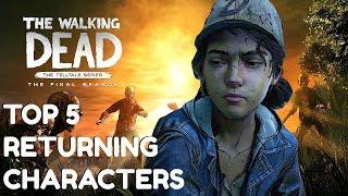 The Walking Dead:Season 4: