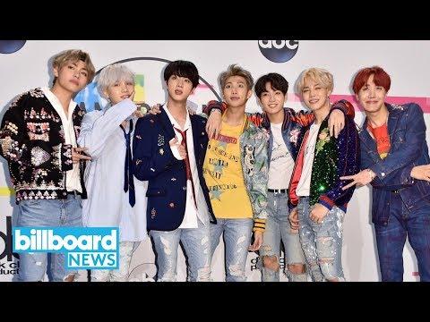 Artists Express Interest in Working With BTS   Billboard News