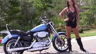 6. Used 2011 Harley Davidson XL883L Superlow Motorcycles for sale