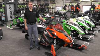 8. 2016 Arctic Cat XF 7000 CrossTour 146