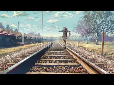Preview Trailer Oltre le nuvole, il luogo promessoci, trailer italiano