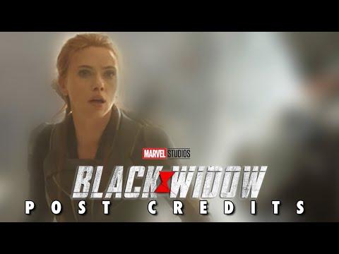 Black Widow LEAKED Post Credit Scene Reveals MAJOR TWIST