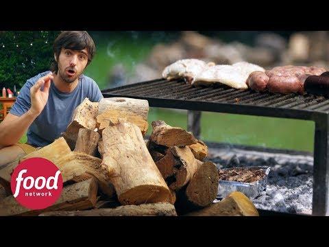 Técnicas para un buen asado   Locos x el asado   Food Network Latinoamérica