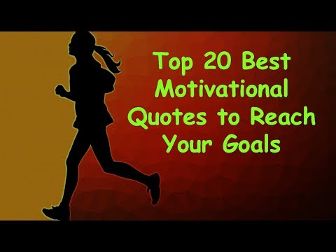 Happiness quotes - Top 20 Best Motivational Quotes to Reach Your Goals  Inspirational Video