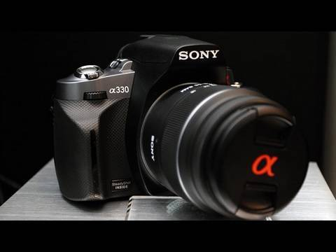 Chilla Frilla – Sony a330 DSLR Camera Unboxing and Review (HD) 720p