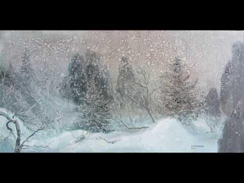 А зима будет большая...