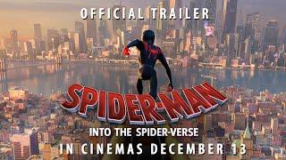 SPIDER-MAN: INTO THE SPIDER-VERSE - Official Trailer #2 - In Cinemas December 13